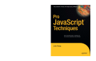 Pro JavaScript™ Techniques