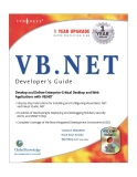 VB.N ET Developer's Guide Global Knowledge