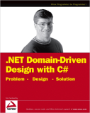 .NET Domain-Driven Design with C# Problem – Design – Solution