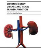 CHRONIC KIDNEY DISEASE AND RENAL TRANSPLANTATION