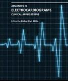 ADVANCES IN ELECTROCARDIOGRAMS – CLINICAL APPLICATIONS