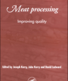 Meat processing improving quality