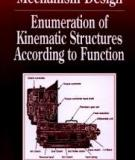 Mechanism Design Enumeration of Kinematic Structures According to Function