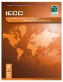 INTERNATIONAL ENERGY  CONSERVATION CODE