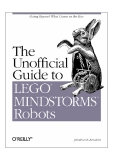 The Unofficial Guide to LEGO® MINDSTORMS™ Robots