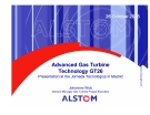 Advanced Gas Turbine Technology GT26 Presentation at the Jornada Tecnológica in Madrid