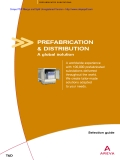 PREFABRICATION & DISTRIBUTION