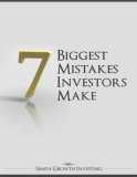 Seven Biggest Mistakes Investors Make
