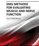 EMG METHODS FOR EVALUATING MUSCLE AND NERVE FUNCTION