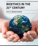 BIOETHICS IN THE 21st CENTURY