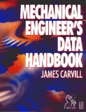 A-JAMES CARVll !.Mechanical Engineer's Data Handbook