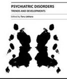PSYCHIATRIC DISORDERS – TRENDS AND DEVELOPMENTS