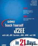 J2EE in 21Days