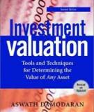 INVESTMENT VALUATION: SECOND EDITION