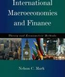 International Macroeconomics & Finance Theory