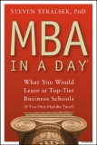 MBA in A Day - What You Would Learn At Top-Tier Business Schools - Wiley 2004