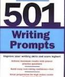 501 Writing Prompts  LearningExpress