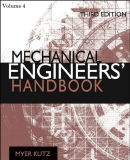 Volume 4 Mechanical Engineers' Handbook Third Edition Energy and Power