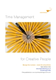 ful thinkingTime Managementfor Creative People Manage the mundane