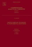 Comprehensive Analytical Chemistry: Volume 48_ Passive Sampling Techniques In Envirenmental Monitoring