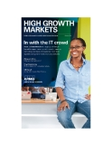 high growth markets magazine
