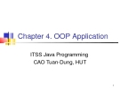 Java C4. OOP Application