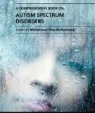A COMPREHENSIVE BOOK ON AUTISM SPECTRUM DISORDERS