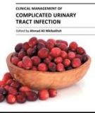CLINICAL MANAGEMENT OF COMPLICATED URINARY TRACT INFECTION