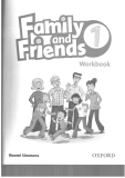 Oxford - Family and Friends 1- workbook