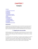 CHAPTER 7 Examples
