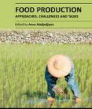 FOOD PRODUCTION – APPROACHES, CHALLENGES AND TASKS