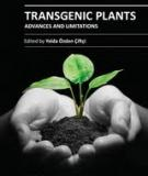 TRANSGENIC PLANTS – ADVANCES AND LIMITATIONS