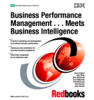 Business Performance Management . . . Meets Business Intelligence