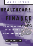Healthcare Finance an Introduction
