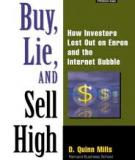 Buy, Lie, and Sell High: How Investors Lost Out on Enron & the Internet Bubble