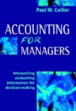 Accounting For Managers - Interpreting Accounting Information For Decision Making (Wiley-2003)