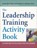 THE LEADERSHIP TRAINING ACTIVITY BOOK