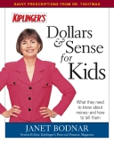 Dollars and Sense for Kids - Janet Bodnar