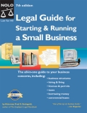 Legal Guide For Starting And Running A Small Business ( incorporation procedures)