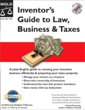 Book Inventors Guide To Law Business And Taxes