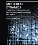 MOLECULAR DYNAMICS – THEORETICAL DEVELOPMENTS AND APPLICATIONS IN NANOTECHNOLOGY AND ENERGY
