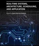 REAL-TIME SYSTEMS, ARCHITECTURE, SCHEDULING, AND APPLICATION