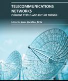 TELECOMMUNICATIONS NETWORKS – CURRENT STATUS AND FUTURE TRENDS