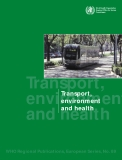 Transport, environment and health