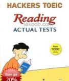 Test Reading 1