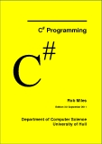 C Programming#Rob MilesEdition 3.0 September 2011