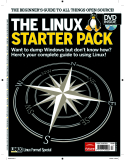 THE BEGINNER'S GUIDE TO ALL THINGS OPEN SOURCE!THE LINUX STARTER PACK