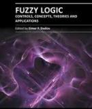 FUZZY LOGIC – CONTROLS, CONCEPTS, THEORIES AND APPLICATIONS