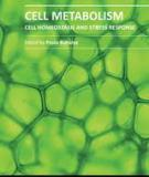 Book: CELL METABOLISM – CELL HOMEOSTASIS AND STRESS RESPONSE