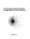 Everything you want to know about Coagulation & Flocculation....